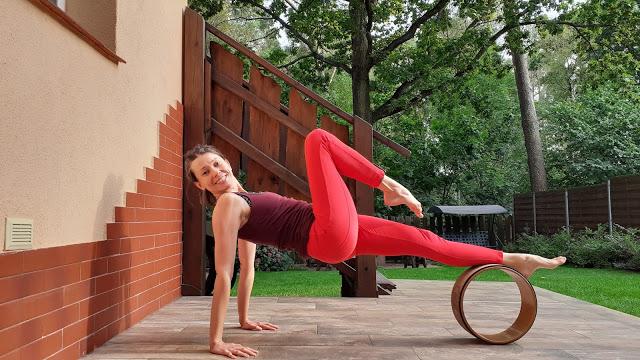 ALT - joga asana reverse plank