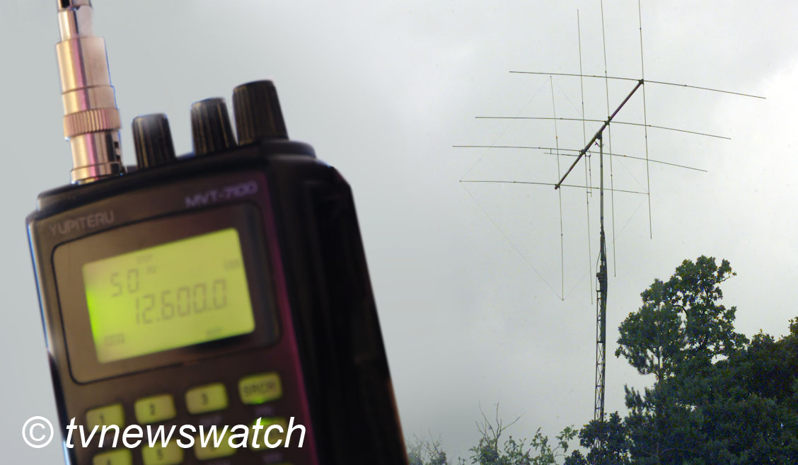 Newswatch: The slow death of shortwave radio