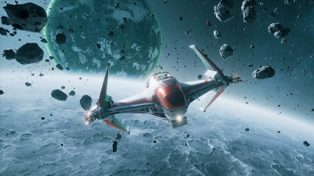 هذه أهم مميزات نسخة لعبة EVERSPACE على جهاز PS4 Pro و Xbox One X