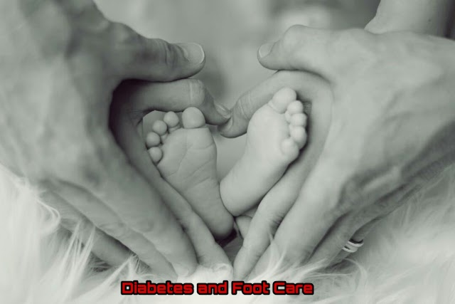 Diabetes and Foot Care(Foot care essentials)