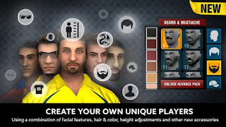Descargar World Cricket Championship 2 MOD APK 2.8.8.6 VIP GRATIS para android 2020 5