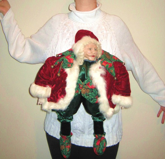 History of the ugly christmas sweater