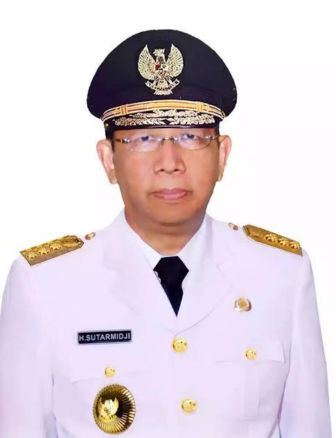 Gubernur Kalimantan Barat, Sutarmidji.
