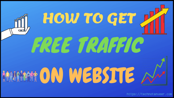 How To Get Free Traffic On Website
