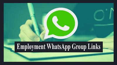 Employment WhatsApp Group Links