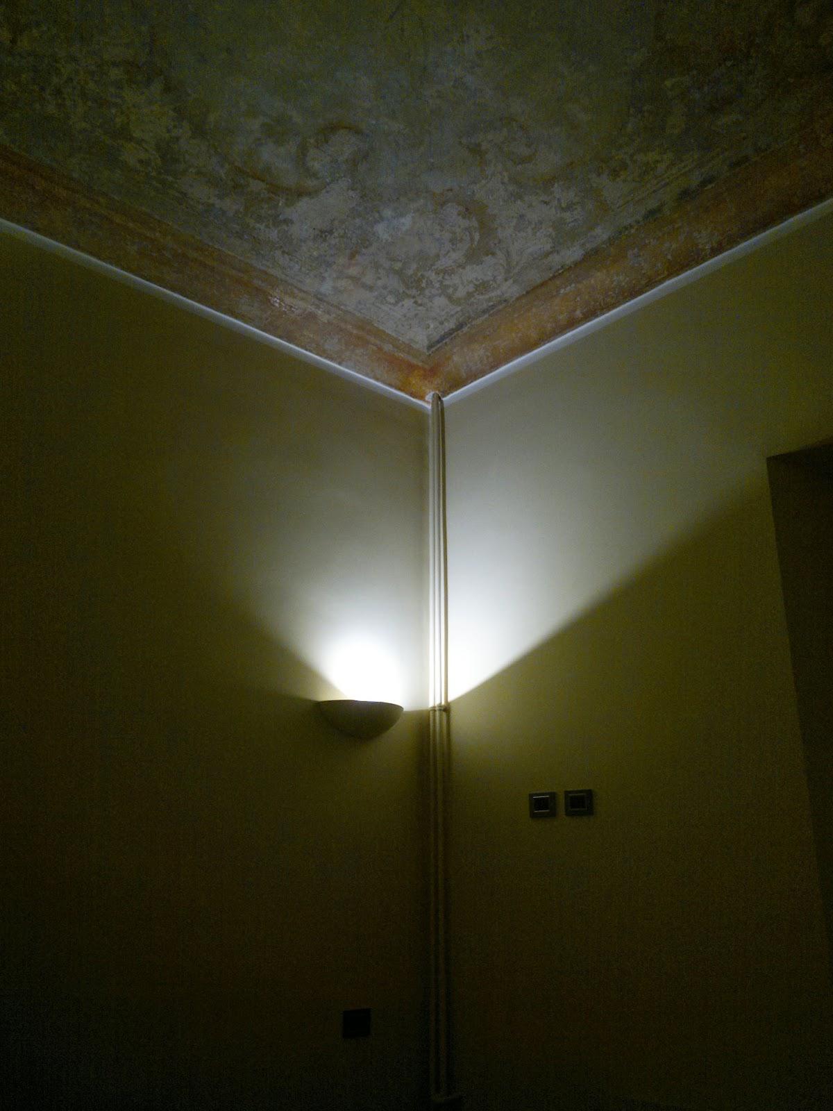 Illuminazione led casa torino illuminazione led bed breakfast - Illuminazione doccia con led ...