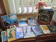 Бібліотека-філія 4 для дітей книжкова виставка «Ми - діти галактики»