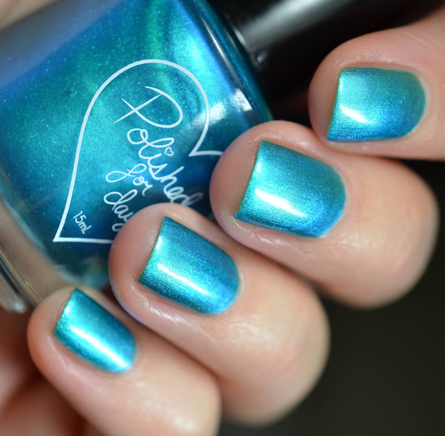 Polished for Days Hitchhiking Ghosts swatch