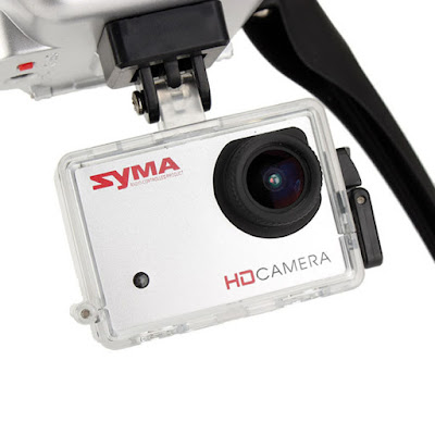 Syma X8G Quadcopter HD Camera