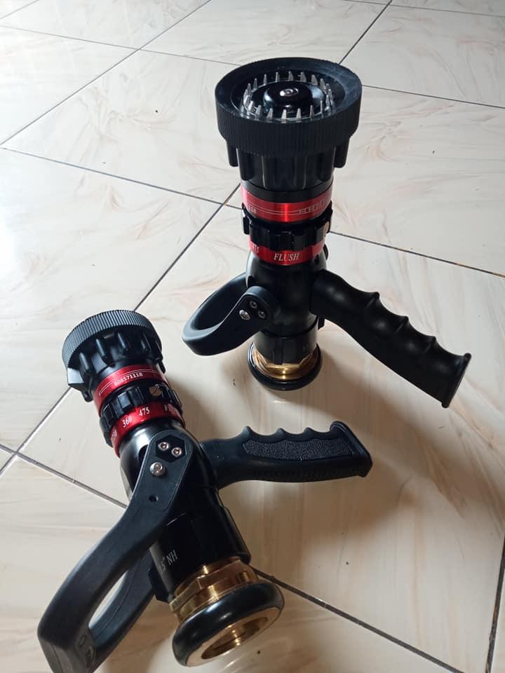 Gun nozzle or Pistol Grip hydrant