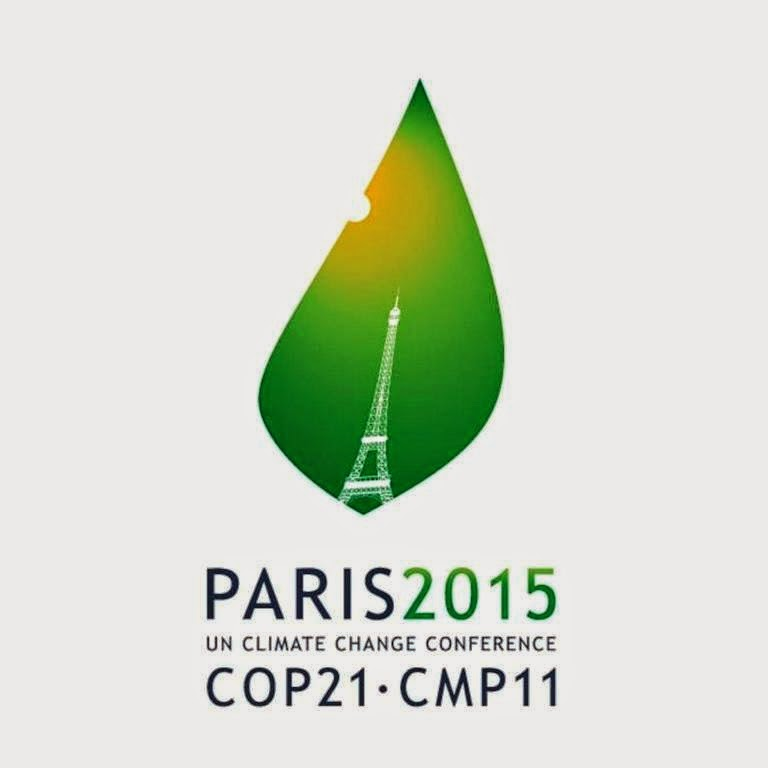 Paris Climat 2015 / COP21 : logo officiel