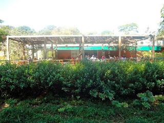 Restaurante do Jardim Botânico de São Paulo