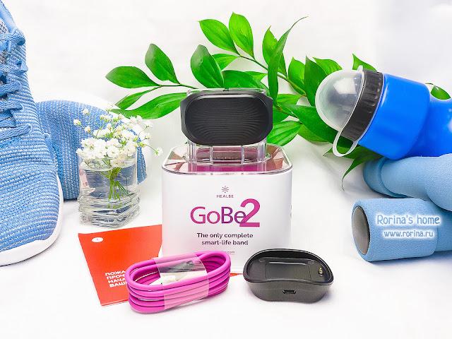Комплектация HealBe GoBe 2: обзор