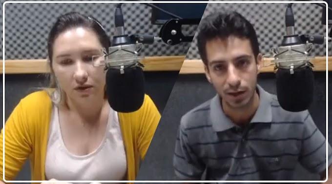 Vereadores Zilma e Raul falam na Liberdade Fm 90.3 sobre o trabalho desenvolvido em Senador Sá. Confira