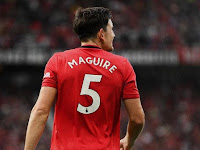 Van der Vaart's sarcastic insinuations on Harry Maguire