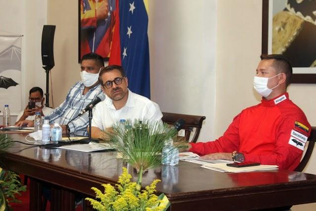 Hecho Inédito. Lacava transfirió el cobro y la administración del suministro de agua en Ciudad Chávez