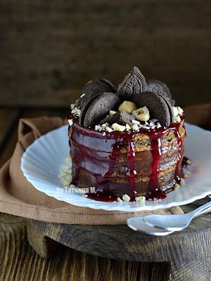Торт рустик рецепт