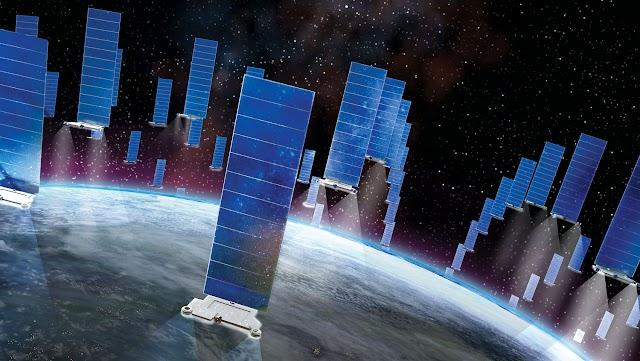 Οπτικοποίηση όλων των δορυφόρων της Γης: Ποιος κατέχει την τροχιά μας;
