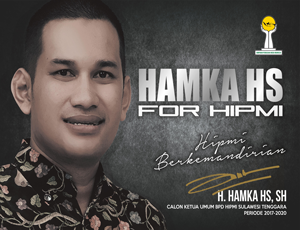 HAMKA HAS FOR HIPMI