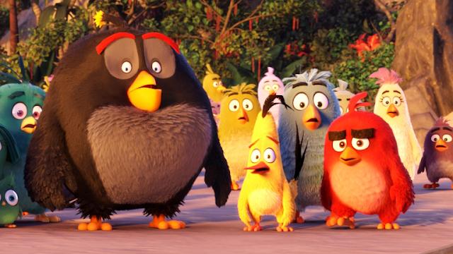 Angry Bird the Movie