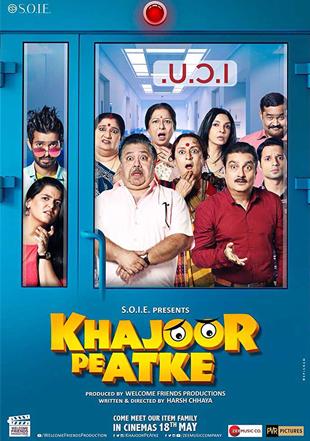 Khajoor Pe Atke 2018 Full Hindi Movie Download HDRip 720p