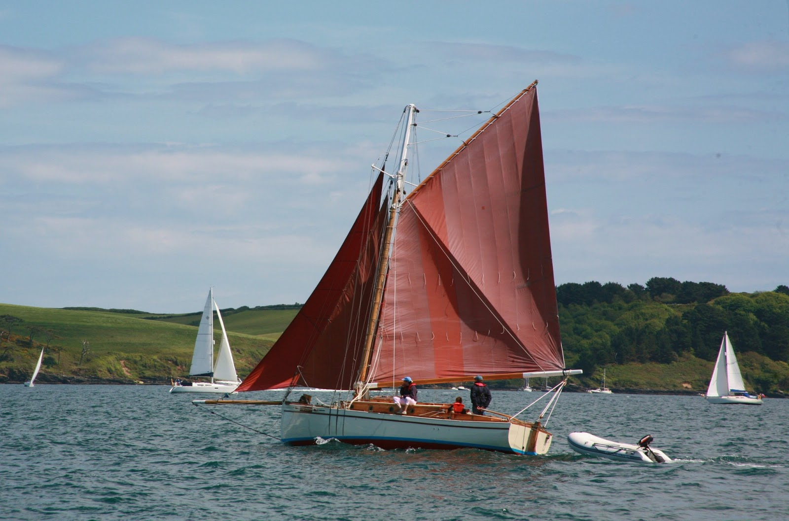 of beautiful sailing - photo #33