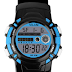 $6.49 (Reg. $14.99) + Free Ship Kid's Sport Waterproof Watch with 7 LED Lights and Detachable Band