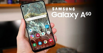 Cara Screenshot Samsung Galaxy A60
