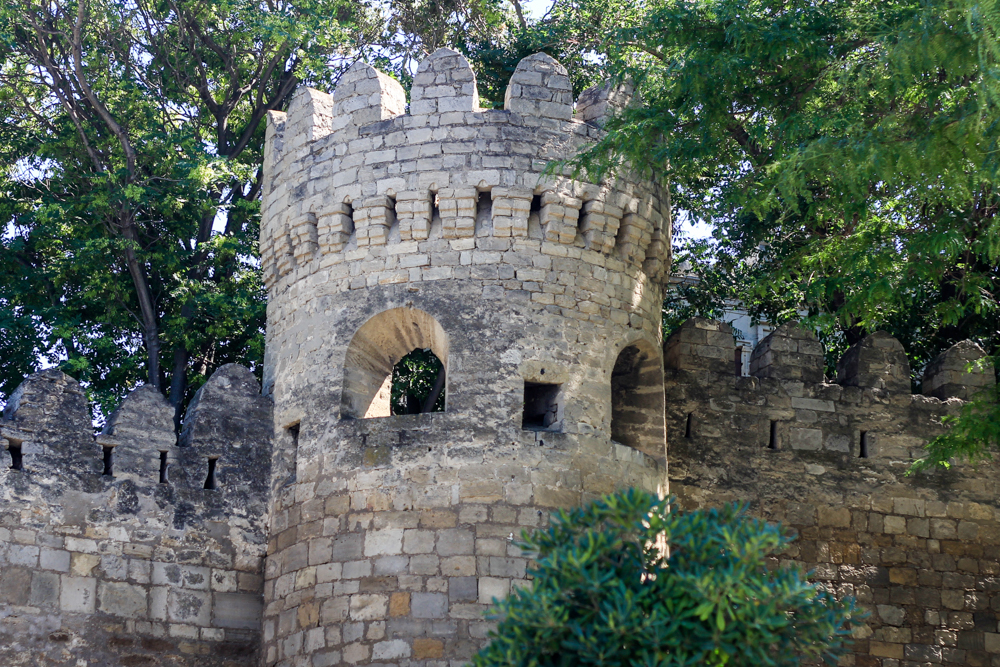 Баку старый город Ичери-Шехер Kate&Stuff