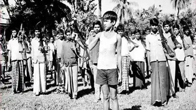 মুক্তিযুদ্ধে ধানুয়া কামালপুর কো-অপারেটিভ উচ্চ বিদ্যালয়ের ৪০ কিশোর