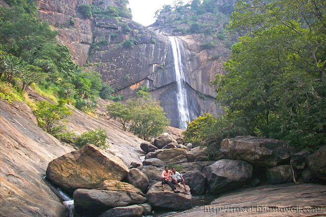 Virupatchi Talakuthu Falls Best trekking places in Palani