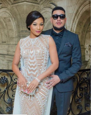Bonang Matheba and AKA split