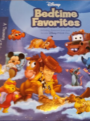 Disney bedtime favorites books