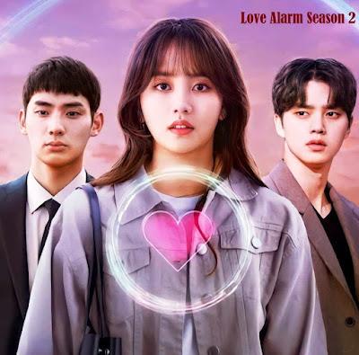 12 Daftar Nama Pemain Drama Korea Love Alarm 2 Lengkap