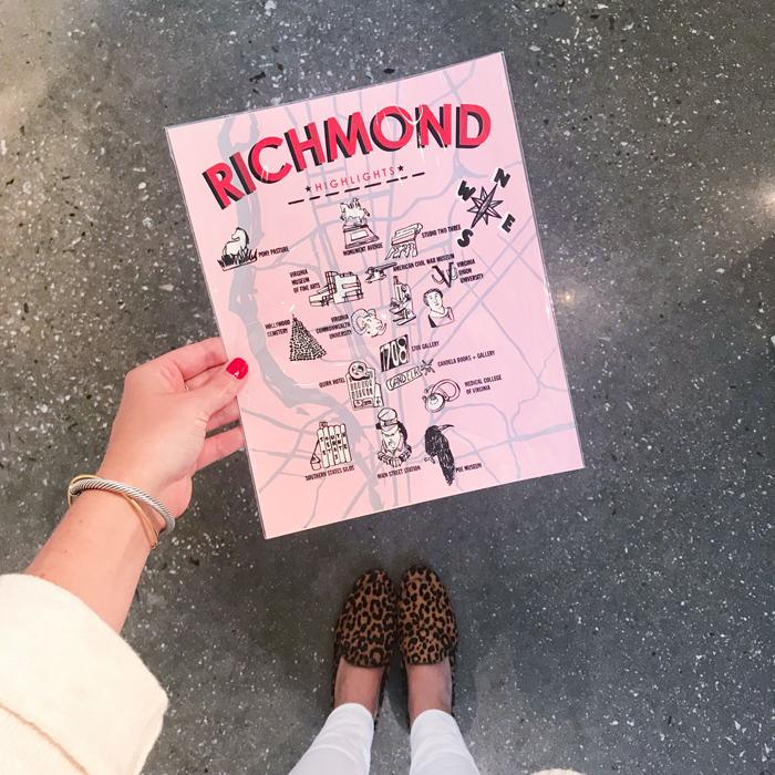 {travel guide | richmond, virginia}