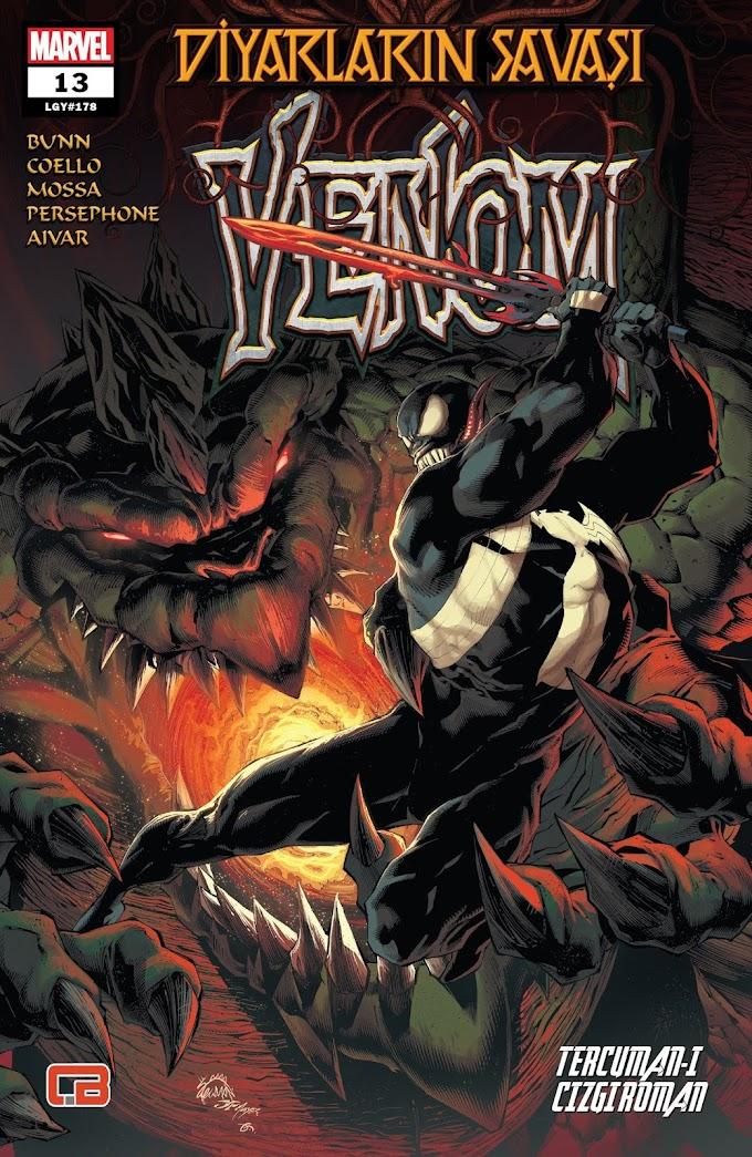 Venom #13 (Persephone & Aivar)