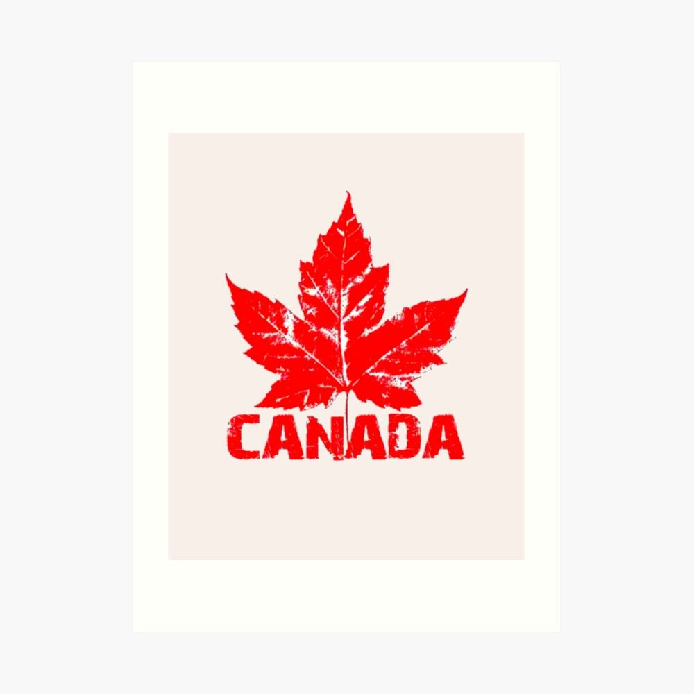 canada day 2020 poster