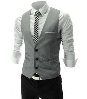 Men's Slim fit Waistcoat Online