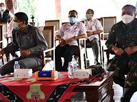 Vaksin Covid-19 Tiba di Kabupaten Ponorogo, Dandim 0802/Ponorogo Himbau kepada Warga Untuk Tidak Takut Divaksin