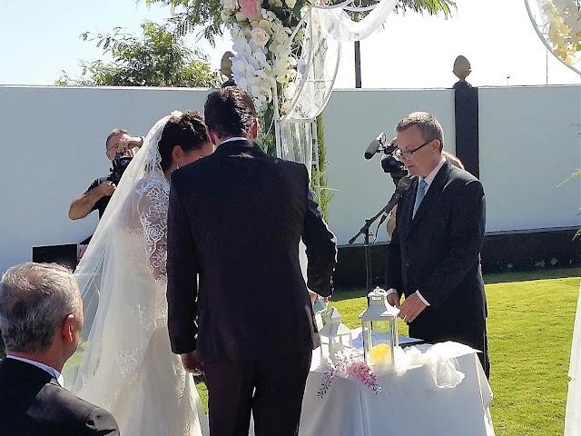 Maestro de ceremonias en Cádiz