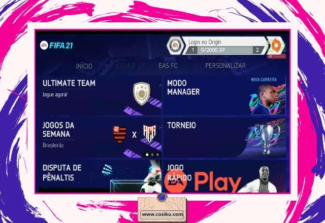 FIFA 14 MOD FIFA 22 Android Update Transfer & Kits 2021