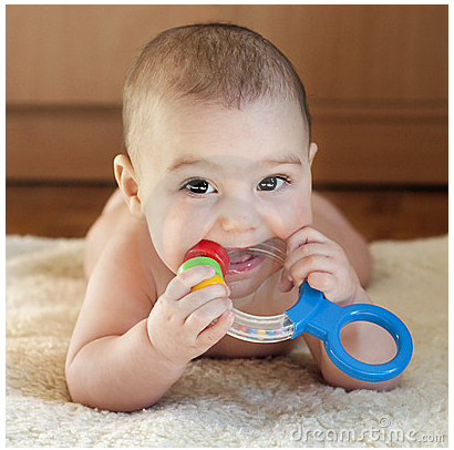 treatment for fussy baby during teething