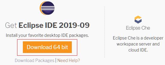 Download Eclipse IDE for Java