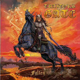 "Το τραγούδι των Traitors Gate ""Fall From Grace"" από το album ""Fallen"""