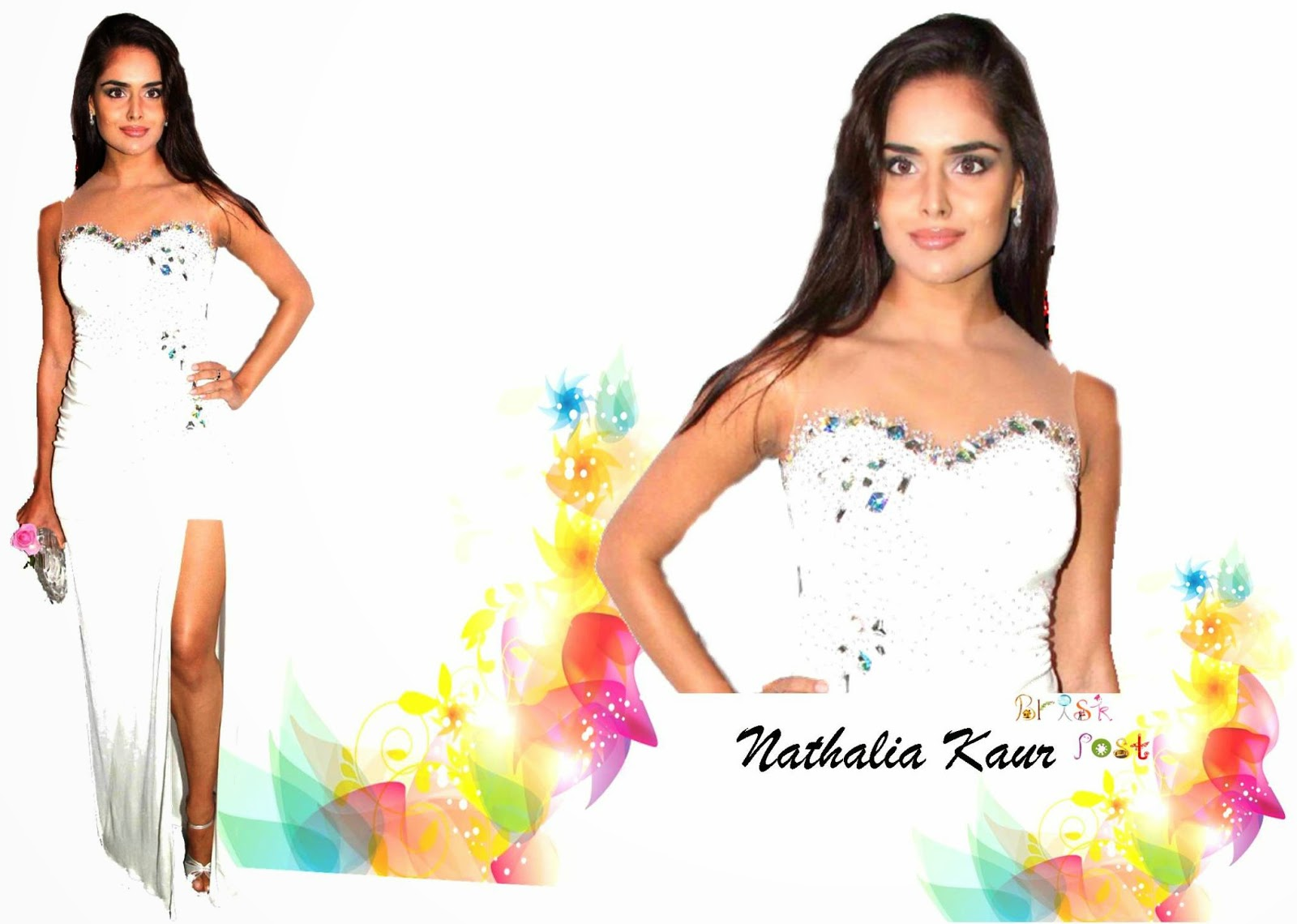 Nathalia Kaur Wallpaper