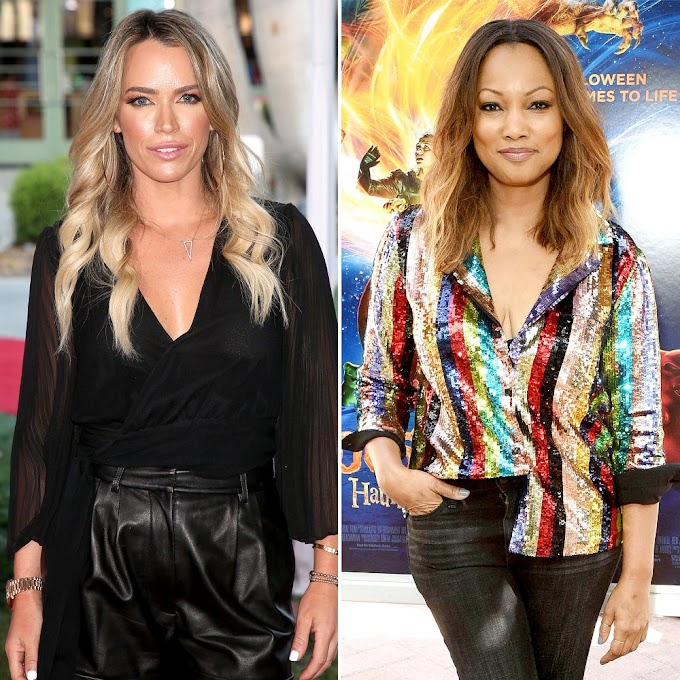 Teddi Mellencamp Arroyave Weighs In On Garcelle Beauvais' Shady Reaction To Her 'RHOBH' Exit!