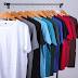 5 Tips Mudah Membedakan Kaos Polos yang Berkualitas Tinggi