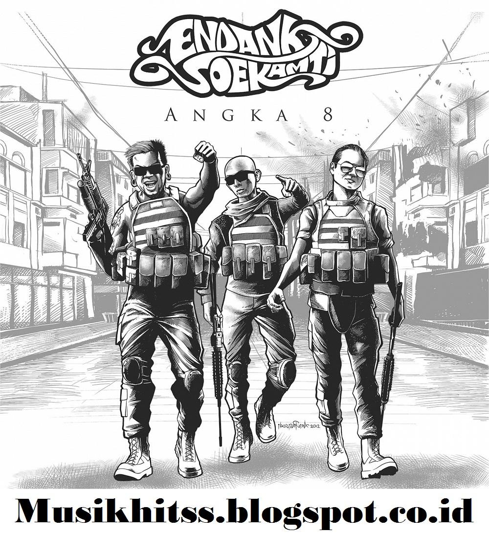 Download Lagu Endank Soekamti Album Angka 8 Terlengkap Rar ...