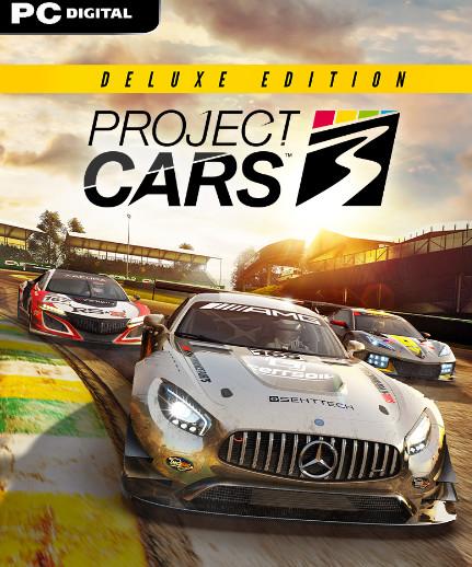متطلبات تشغيل Project CARS 3