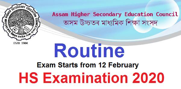 HS Examination 2020